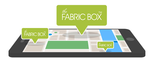 The Fabric Box Stockists