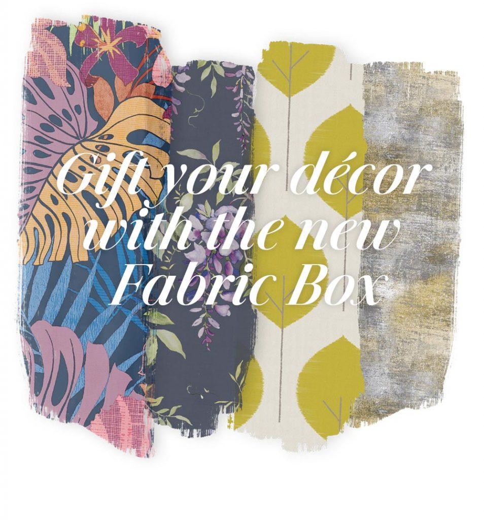 The Fabric Box Blog